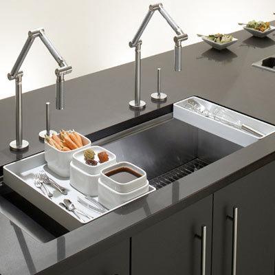 Accesorios para ahorrar espacio para su cocina